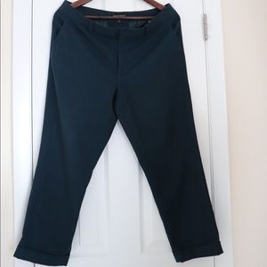 Banana republic navy blue pants